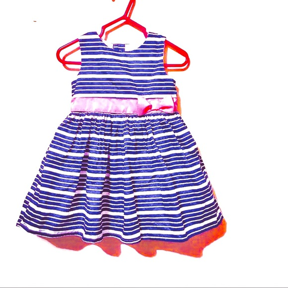 55d9c94c1 Carter's Dresses | Bogo 50 Off Baby Girls Striped Fancy Dress | Poshmark